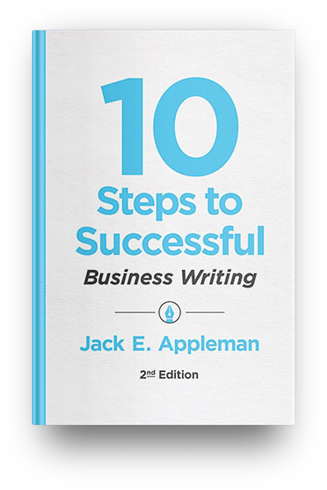 10 Steps to Successful Business Writing Cover